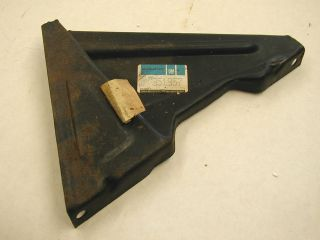 Chevy GMC Blazer Jimmy Truck 4X4 4WD NOS Battery Box Bracket 351957