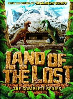 Land of the Lost   The Complete Series (DVD, 2009, 8 Disc Set, TV Set