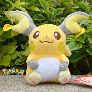 Toy Soft Stuffed Animal Raichu 4.5 Collectible Doll Plush Toy Gift