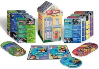 Full House   The Complete Series Collection (DVD, 2007, 32 Disc Set)