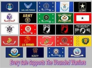 largest selection pick from 30 3x5 poly military flags army