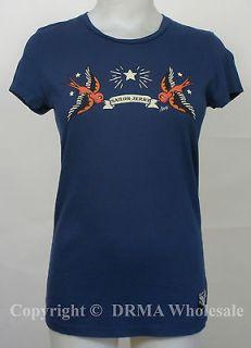 SAILOR JERRY Tattoo Capistrano Girl Juniors Tee T Shirt S M L XL NEW