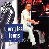 Silver Eagle Cross Country Presents Live Jerry Lee Lewis by Jerry Lee