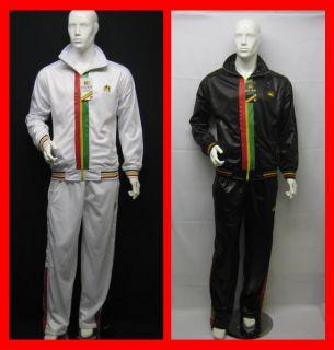 RARE   Rasta Rastafari Jamaica Lion Of Judah TrackSuit Tracksuits