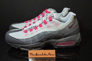 336620 020] Nike WMNS Air Max 95 Anthracite Cherry Dark Grey Cool