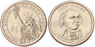 Dollar, 2007, John Adams, Presidents