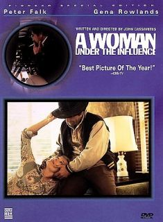 Woman Under The Influence DVD, 1998