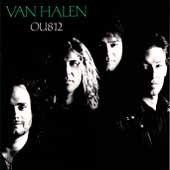 OU812 by Van Halen (CD, May 1988, Warner Bros.)