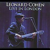 Live in London Digipak by Leonard Cohen CD, Mar 2009, 2 Discs