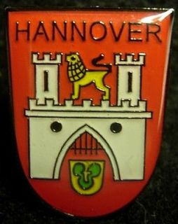 Newly listed Hannover Hanover   German Hat Lapel Pin HP6029