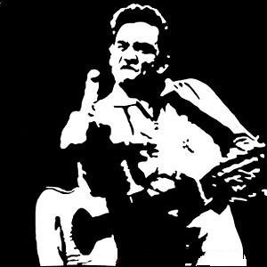 johnny cash shirt finger in Clothing,