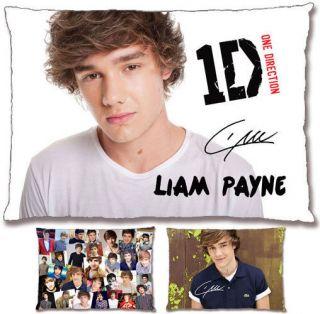 1D] Liam Payne [One Direction] Autographed Pillow Case   What Makes U