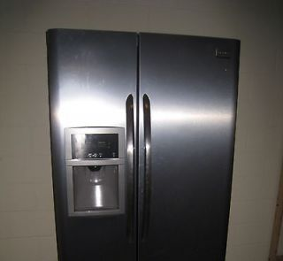 Gallery Side by Side Counter Depth Refrigerator Stainless Steel