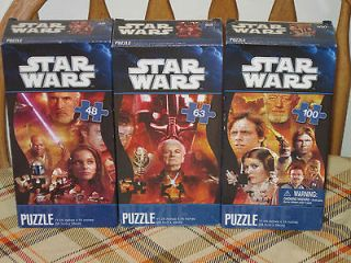star wars puzzles in Puzzles