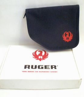 Ruger LC9 Factory Cardboard Pistol Handgun Box & Soft Case