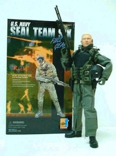 Dragon Models Modern 1/6 scale US Navy Seal Team Six 12 Rick 72005