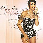 Different Me by Keyshia Cole CD, Dec 2008, Geffen