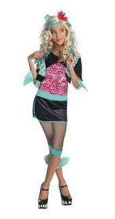 monster high lagoona blue child costume