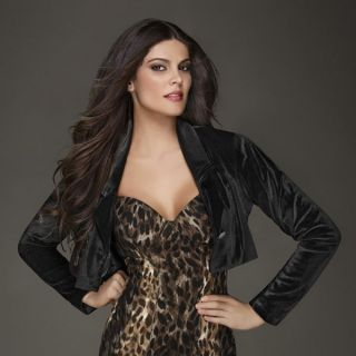 NEW Kim kardashian kollection collection black fashion dress blazer