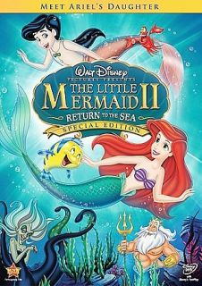 Little Mermaid II, The Return to the Sea (DVD, 2008, Special Edition)