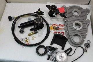 Hilborn Fuel Injection kit Street Race Chevy Hilborn  Enderle too