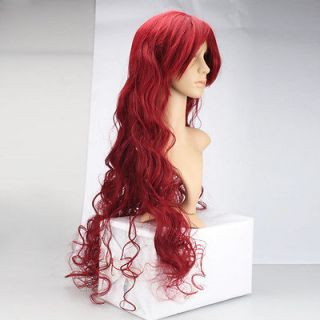New 39.37 inch long Henna Animation Hair Wig Fashion Cosplay Wigs