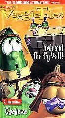 VeggieTales   Josh And The Big Wall (VH