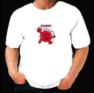 kool aid cool retro vintage t shirt