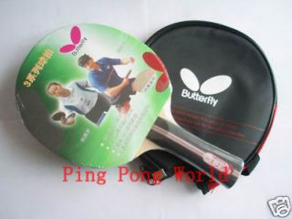 butterfly table tennis racket tbc302 new from china