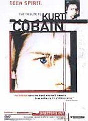 Teen Spirit The Tribute to Kurt Cobain DVD, 2001