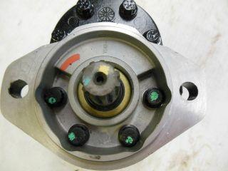 new eaton hydraulics hydraulic pump model 26502 rbt time left