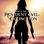 Resident Evil Extinction CD, Sep 2007, Lakeshore Records