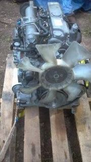 kubota v2203 51 hp diesel engine used