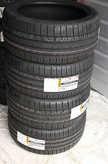 NEW 245 40 18 Kumho Ecsta LE Performance Tires R18 245/40R18