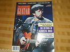 Guitar Magazine September/October 1992 Eric Clapton Layla Sheet Music