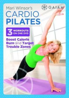 Mari Winsor Cardio Pilates DVD, 2010