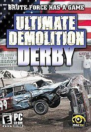 newly listed ultimate demolition derby time left $ 34 70