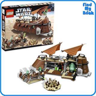 Lego Star Wars 6210 Jabbas Sail Barge ™ MISB Brand NEW Sealed