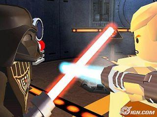 LEGO Star Wars II The Original Trilogy Nintendo GameCube, 2006