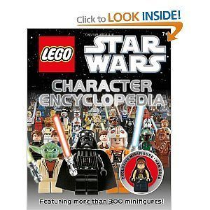 LEGO Star Wars Character Encyclopedia [Hardcover] with Han Solo