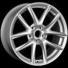 18 LFA Style Silver Wheels Rims Fit Lexus GS SC300 SC400 SC430