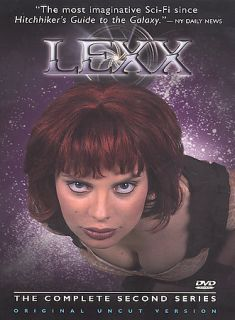 Lexx   The Complete Second Series DVD, 2002, 5 Disc Set