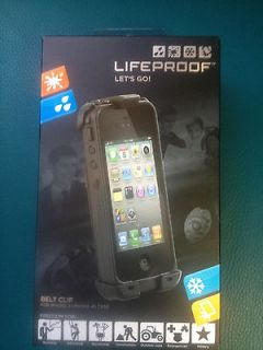 BRAND NEW LifeProof Belt Clip for iPhone 4/4S Life Proof Brand