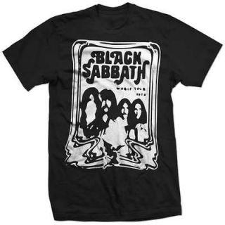 black sabbath iron man avengers ozzy metal band shirt one