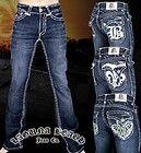 laguna beach jeans men s 3rd gen double stitch white