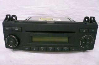 MERCEDES BENZ SPRINTER HA 1111 AUX AUDIO RADIO DISC PLAYER  TUNER