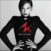 Girl on Fire [Digipak] by Alicia Keys (CD, Nov 2012, RCA)