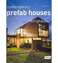 Contemporary Prefab Houses/Fertighauser by Michelle Galindo Hcover NEW