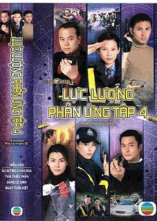 Luc Luong Phan Ung 4, Bo 8 Dvds, Phim HongKong 40 Tap Full Color