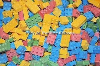 FULL POUND of LEGO Brick Blocks CANDY Party Favors in BULK wi FREE